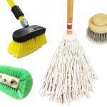 Brushes & Janitorial