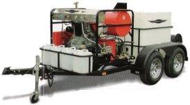 Hydrotek SS Series Gas Engine - Pressure Washer