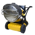 MCS XL9 Radiant Heater