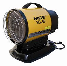 MCS XL6 Radiant Heater