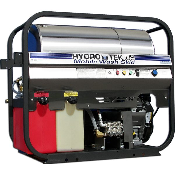 Rent Hydrotek SS Series Gas Engine - Pressure Washer