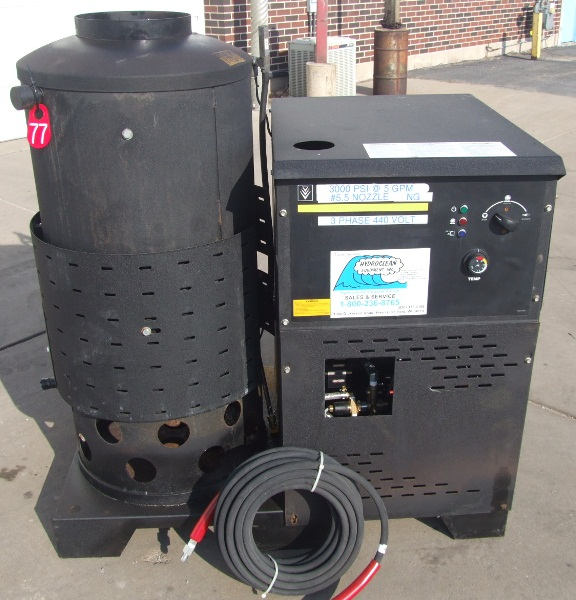 Hydrotek Sc Series Mobile Wash Skid Hydroclean Equipment