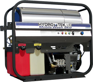Hydrotek SS Series Gas Engine - Pressure Washer