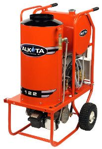 Alkota Steam Cleaner Series - Pressure Washers