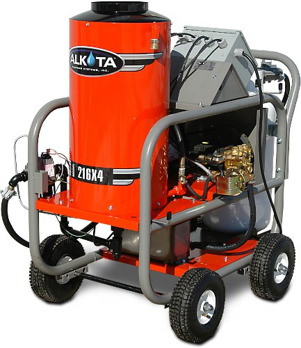Alkota Portable Gas Fired Series - Pressure Washer