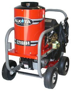 Alkota Four Wheel Electric Series - Pressure Washers