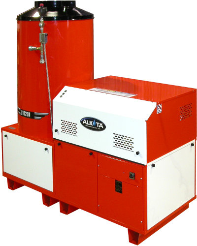 Alkota Stationary Gas Fired Series - Pressure Washer