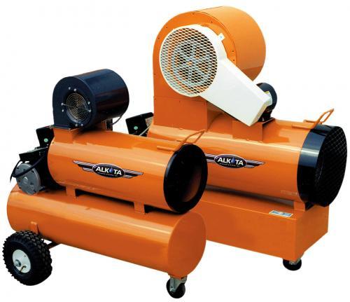 Alkota Space Heaters